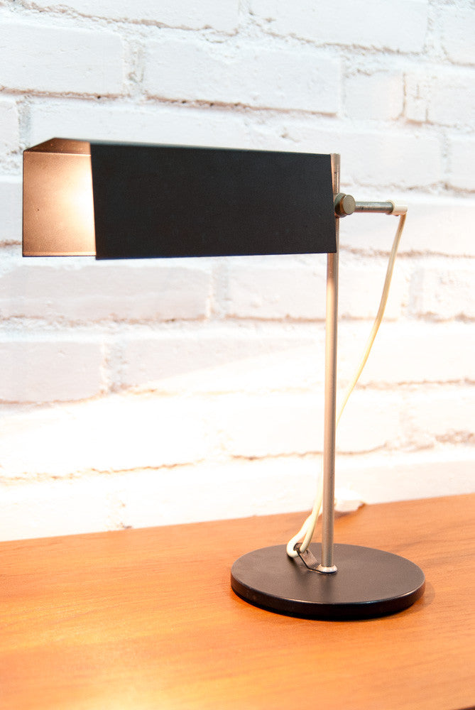 lampe de bureau moderniste vintage monsieur joseph. Black Bedroom Furniture Sets. Home Design Ideas