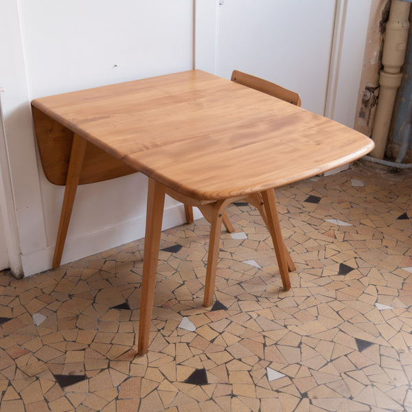 Table Ercol rectangulaire à rabats