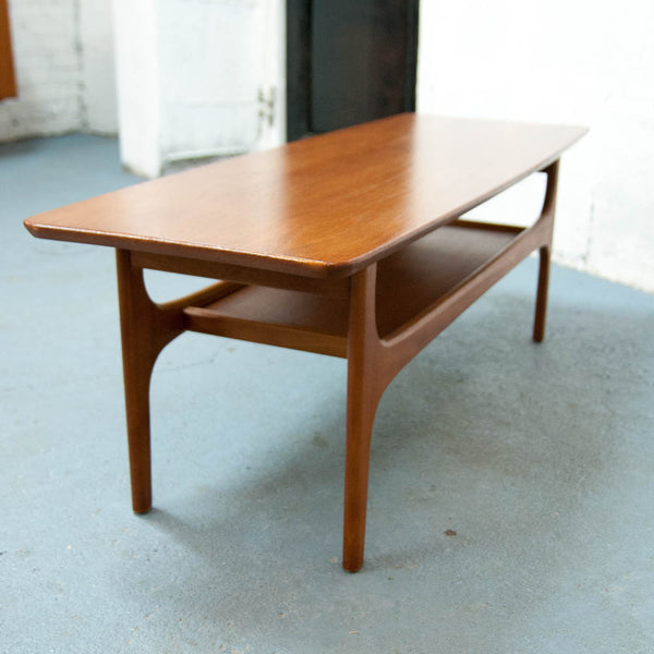 Table basse scandinave 117cm