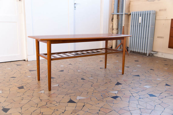 Grande table basse scandinave
