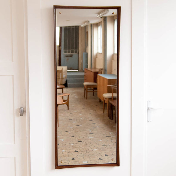 Grand miroir scandinave 139cm
