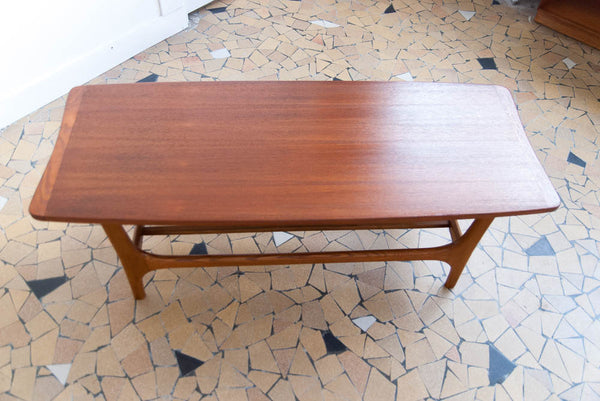 Table basse scandinave 104cm