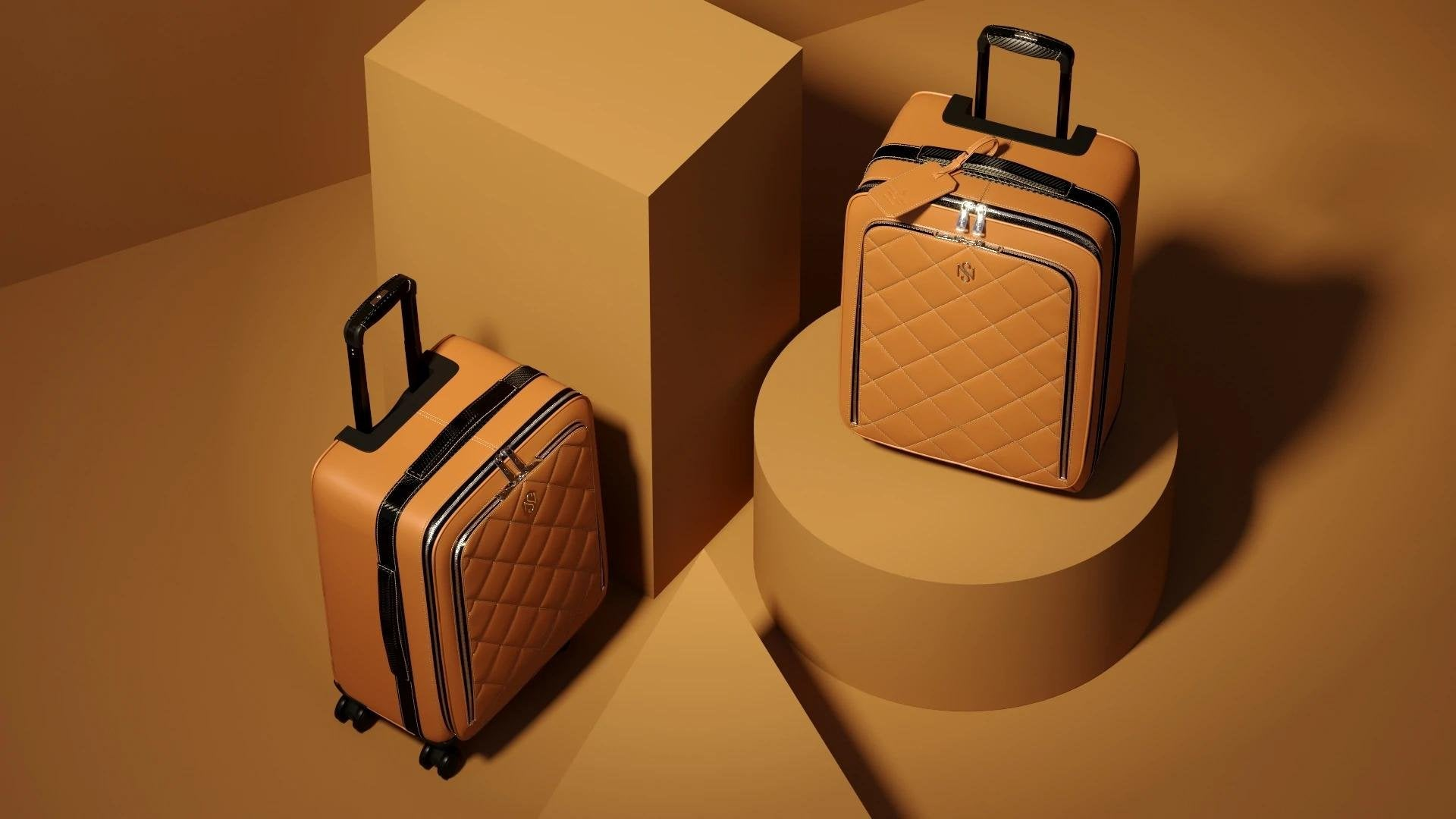 DUNE CARRY-ON SUITCASES