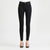 Soul of Nomad Women's Skinny Luxury Jeans Black Wash