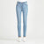 Soul of Nomad Women's Skinny Luxury Jeans Light Blue
