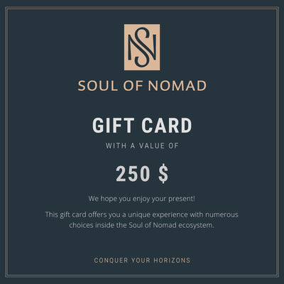 Club Nomad Gift Cards