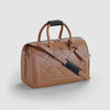 Sand Luxury Duffle Bag