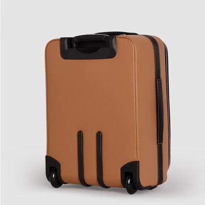 Soul of Nomad Brown Carry-On Luggage