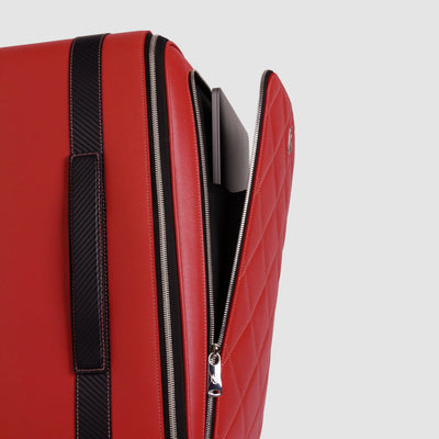 Soul of Nomad Red Carry-On Luggage