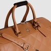 Soul of Nomad Brown Luxury Duffle Bag