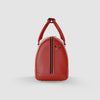 Red Luxury Duffle Bag