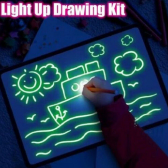 Draw Light Pen
