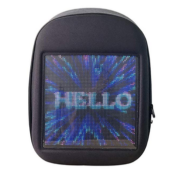 Customizable LED Backpack