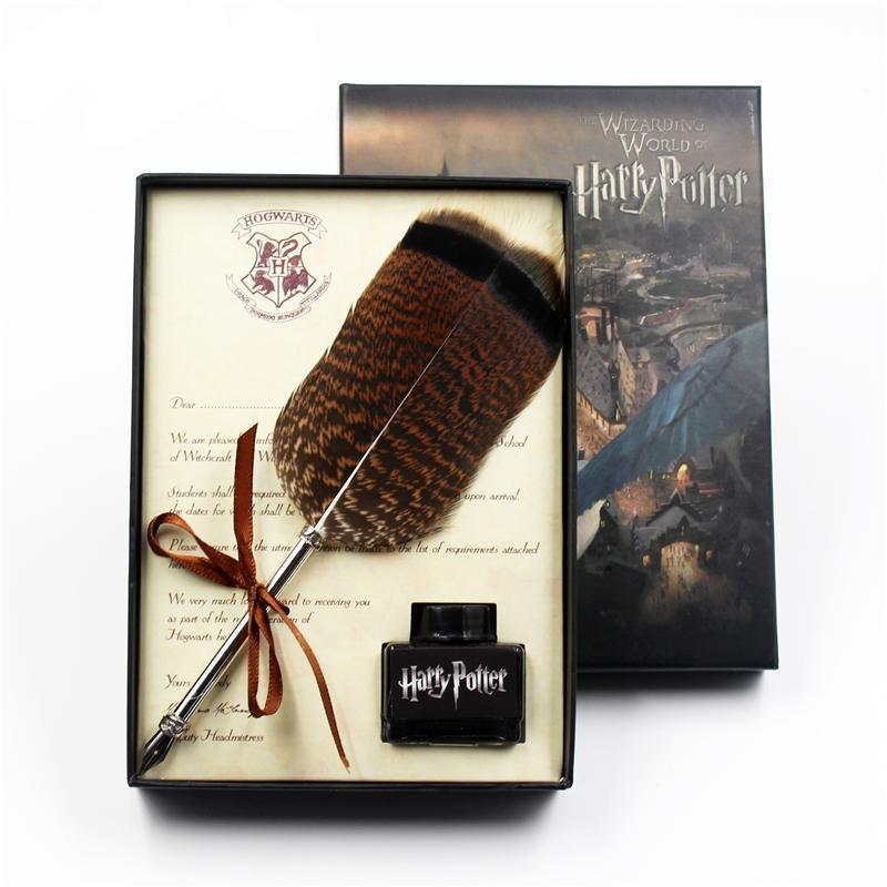 Harry Potter Vintage Quill Feather Pen