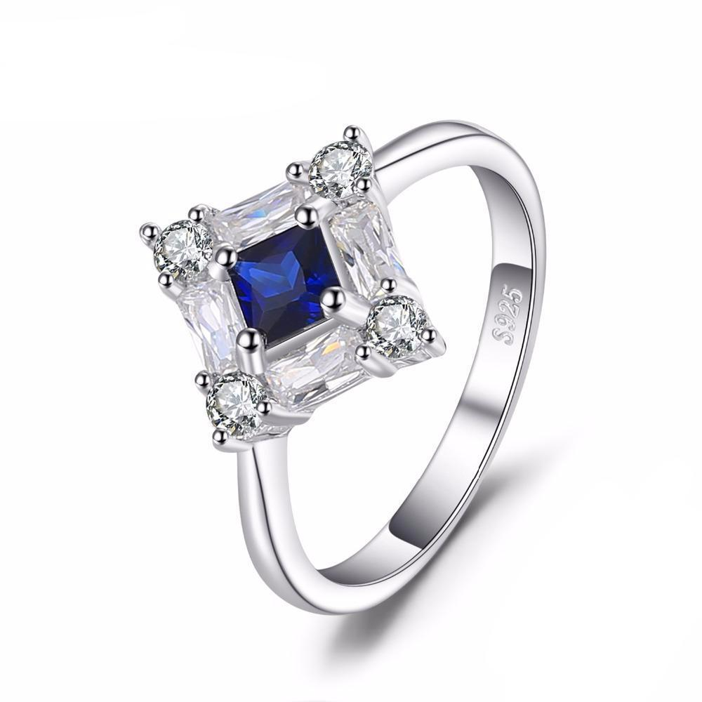 Elite Deep Blue Ring