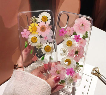 Dried Flowers Phone Case