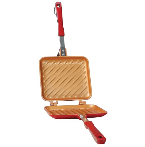 Grillwich - grilled sandwich maker