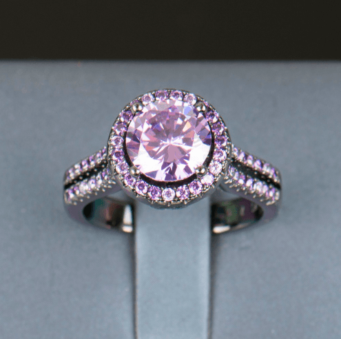 Elite Bague Purple