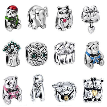 Animal Charms Bead