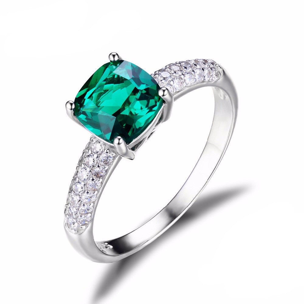 Elite Bague Emeraude