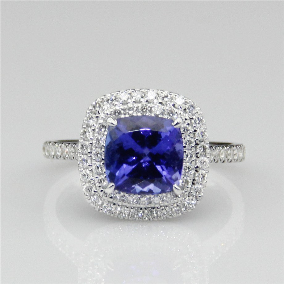 Eternel Bague Blue Snow