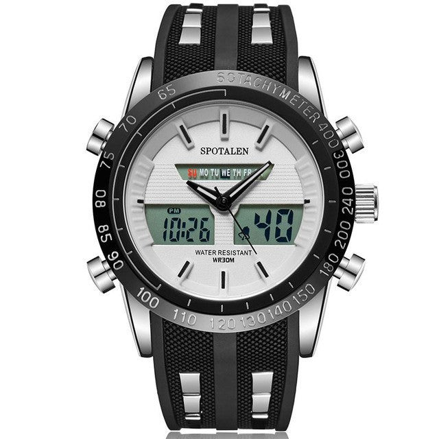 White Marine Sport Watch