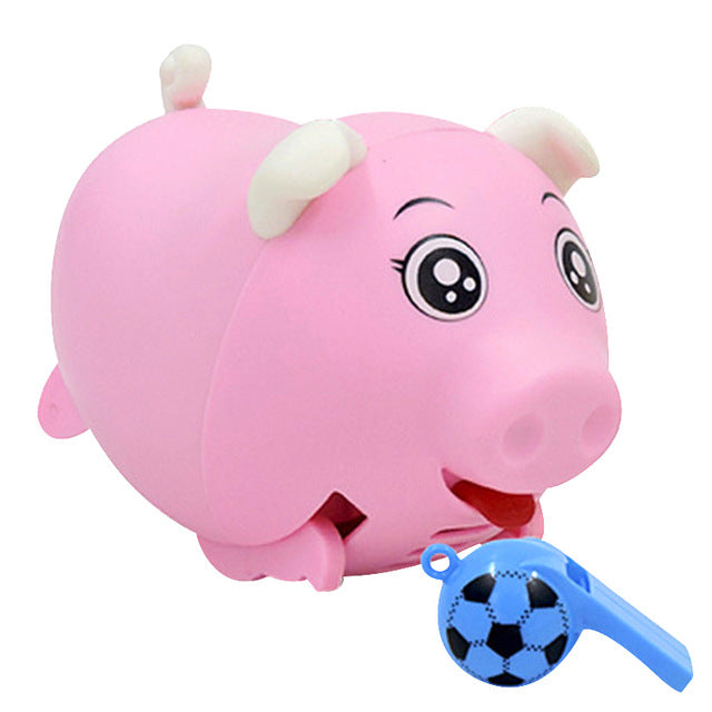 Whistle-Activated Piglet
