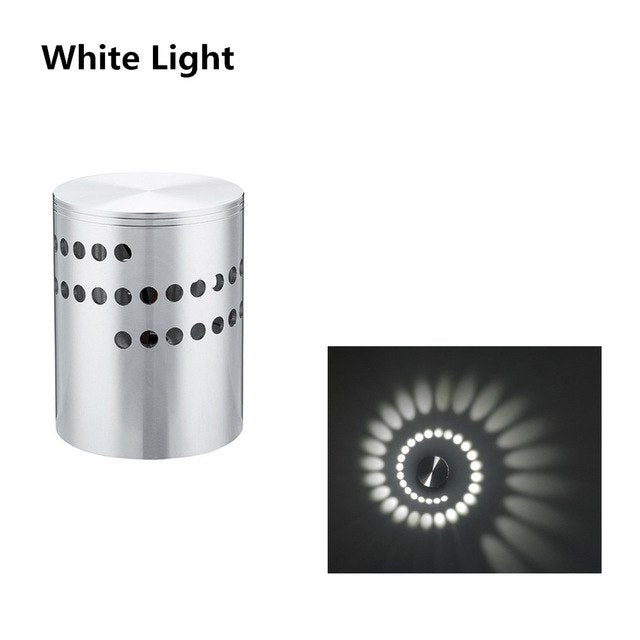 Spiral Light Lamp