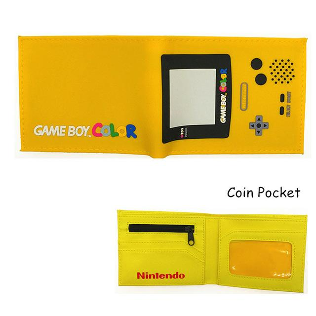 Game Boy Color Wallet