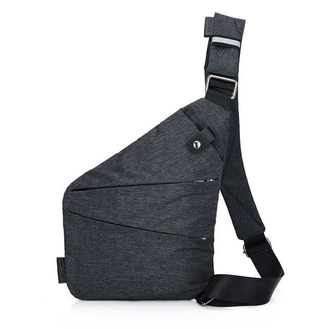 Anti-Theft Cross Body Bag