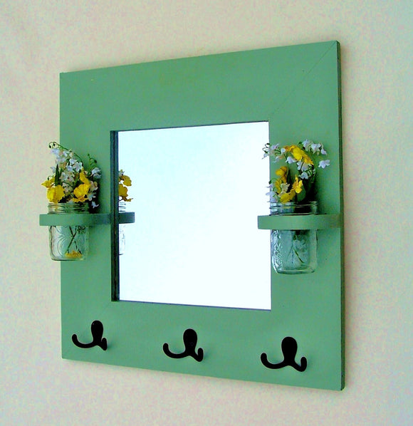 Mirror - Coat Rack - Key Rack - Jar Vases - 20