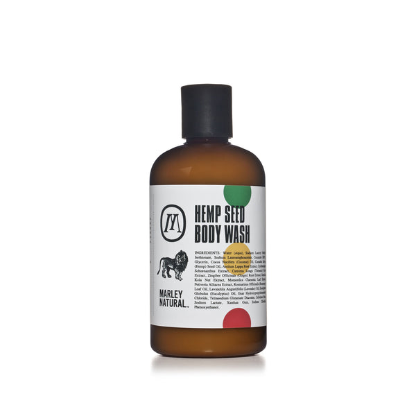 Marley Natural Hemp Seed Body Wash