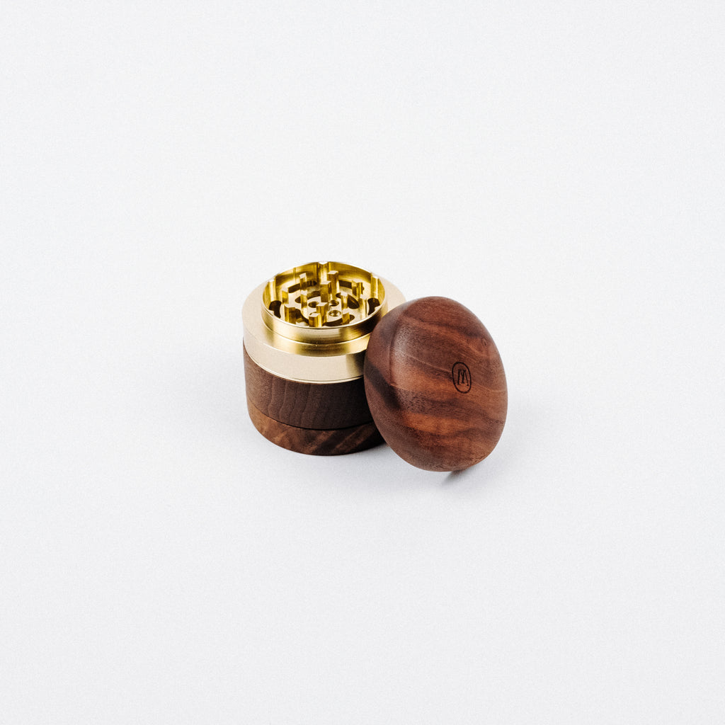 Limited Edition Small Gold Grinder