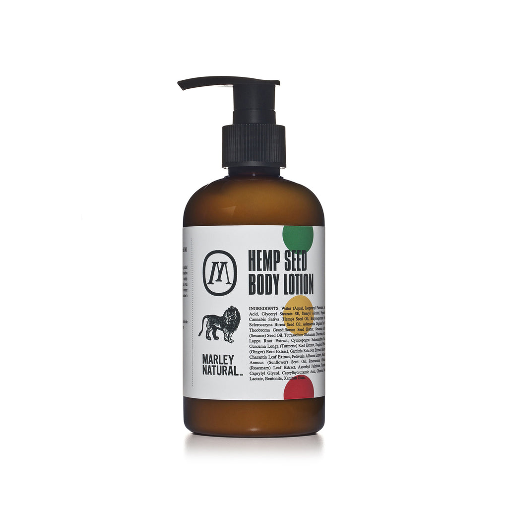 Marley Natural Hemp Seed Body Lotion