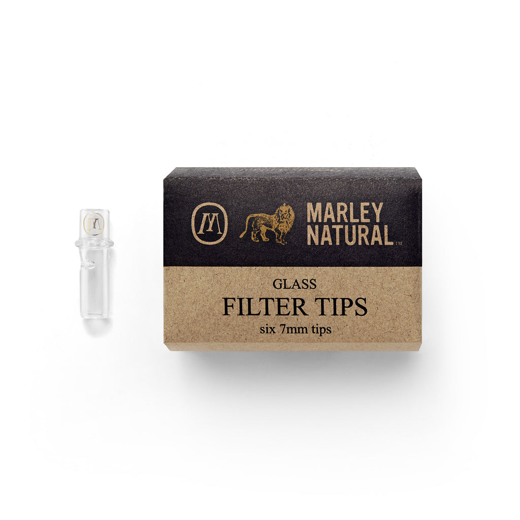 Marley Natural Glass Filter Tips