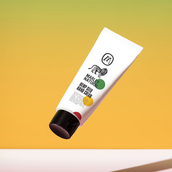 Marley Natural Hemp Seed Hand Cream