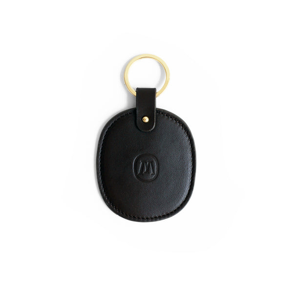 Leather Rolling Keychain