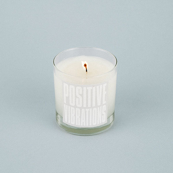 Positive Vibrations Candle