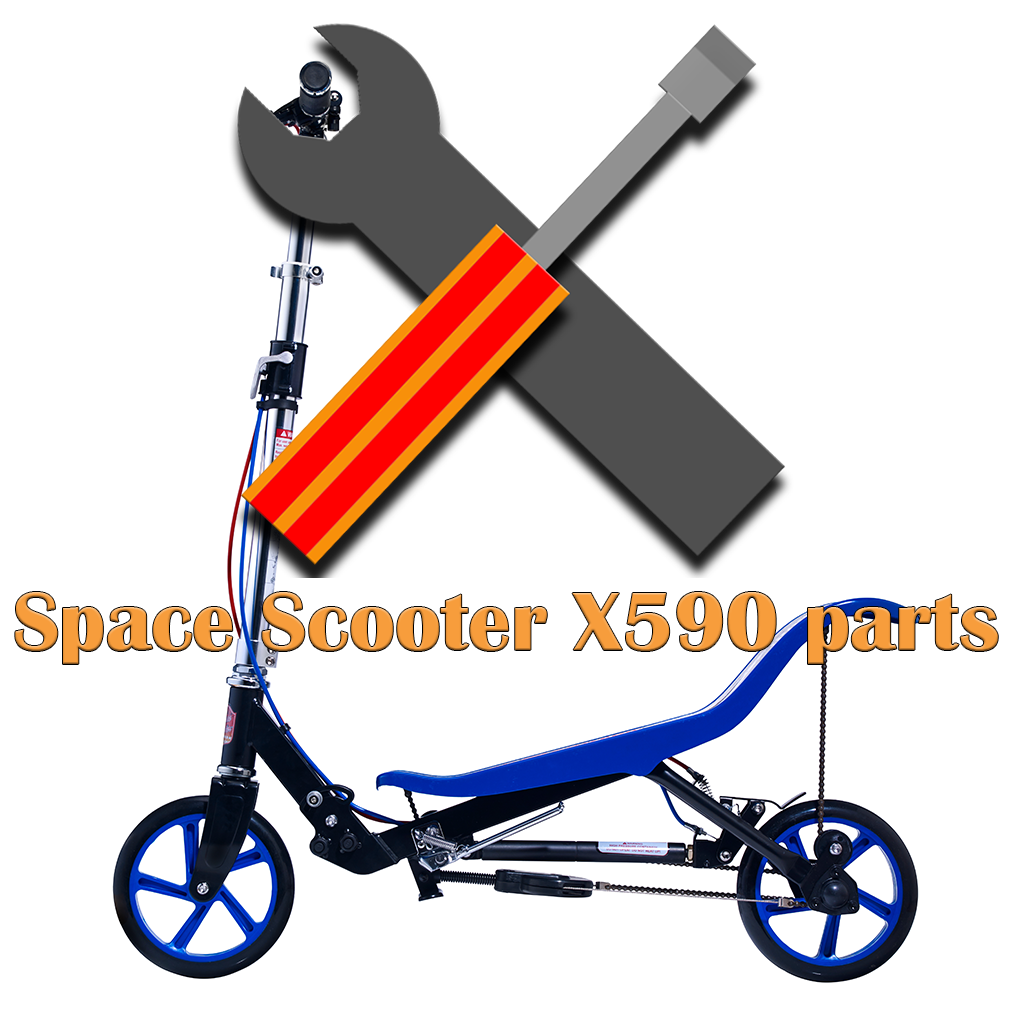 Pièces d'origine Space Scooter (X590)