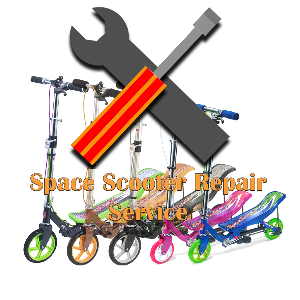 Service de réparation de Space Scooter