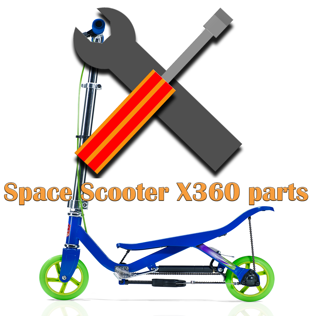 Pièces d'origine Space Scooter Junior (X360)