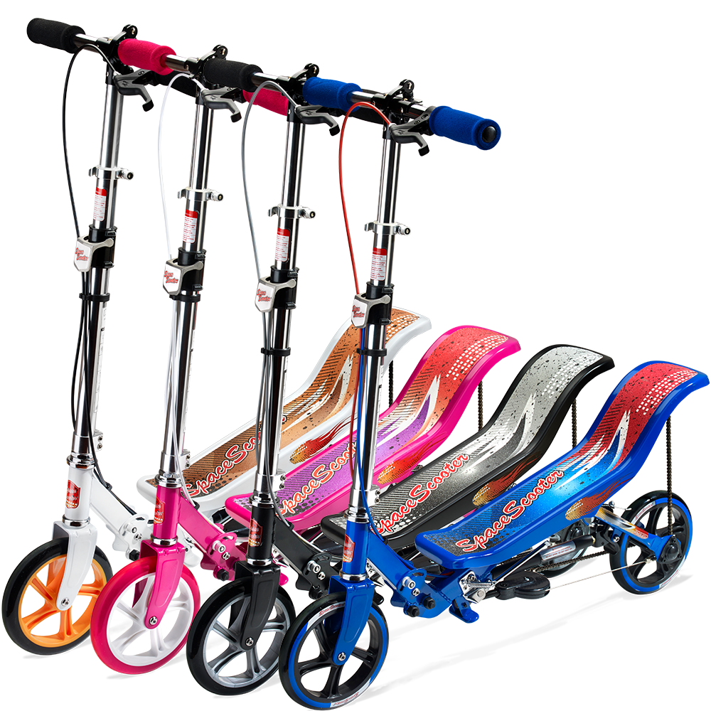 Space Scooter X580 series