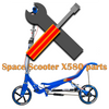 Space Scooter® Original (x580) Parts