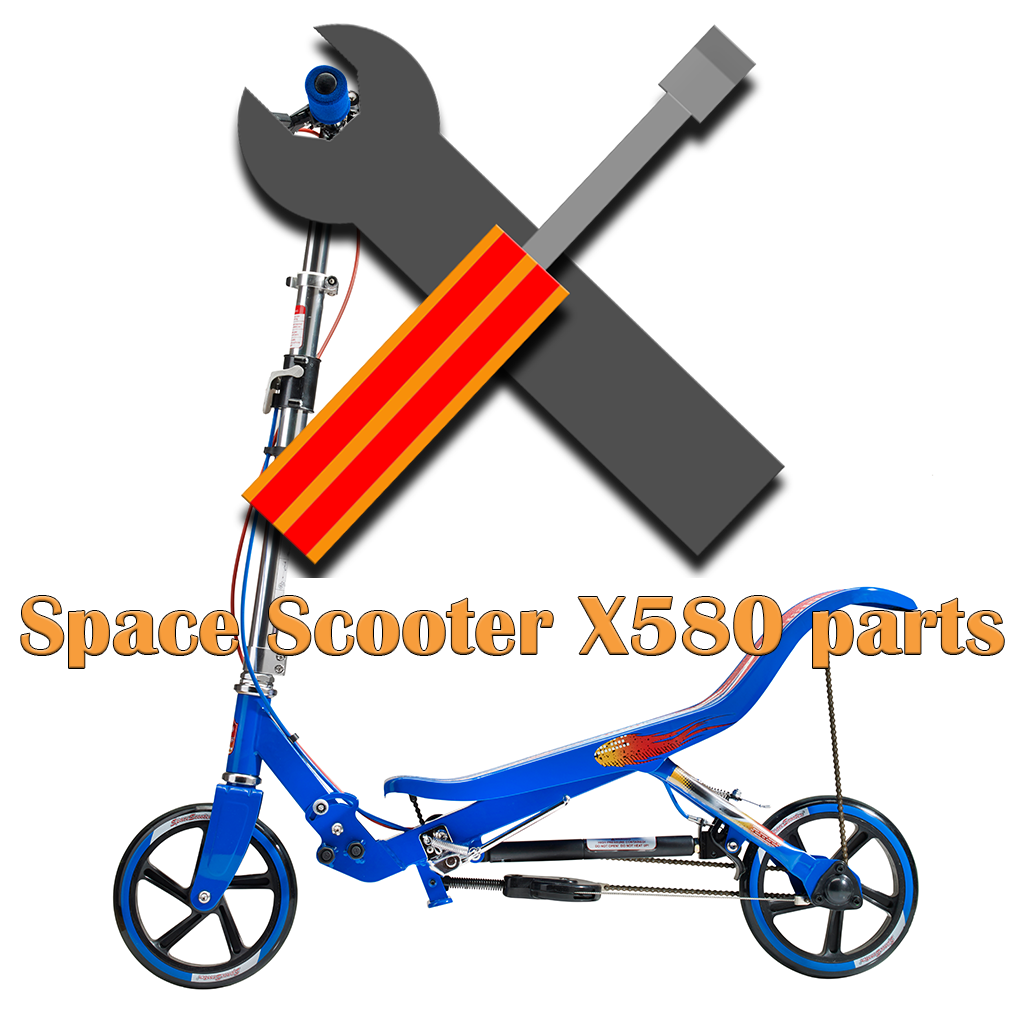 Pièces d'origine Space Scooter (X580)