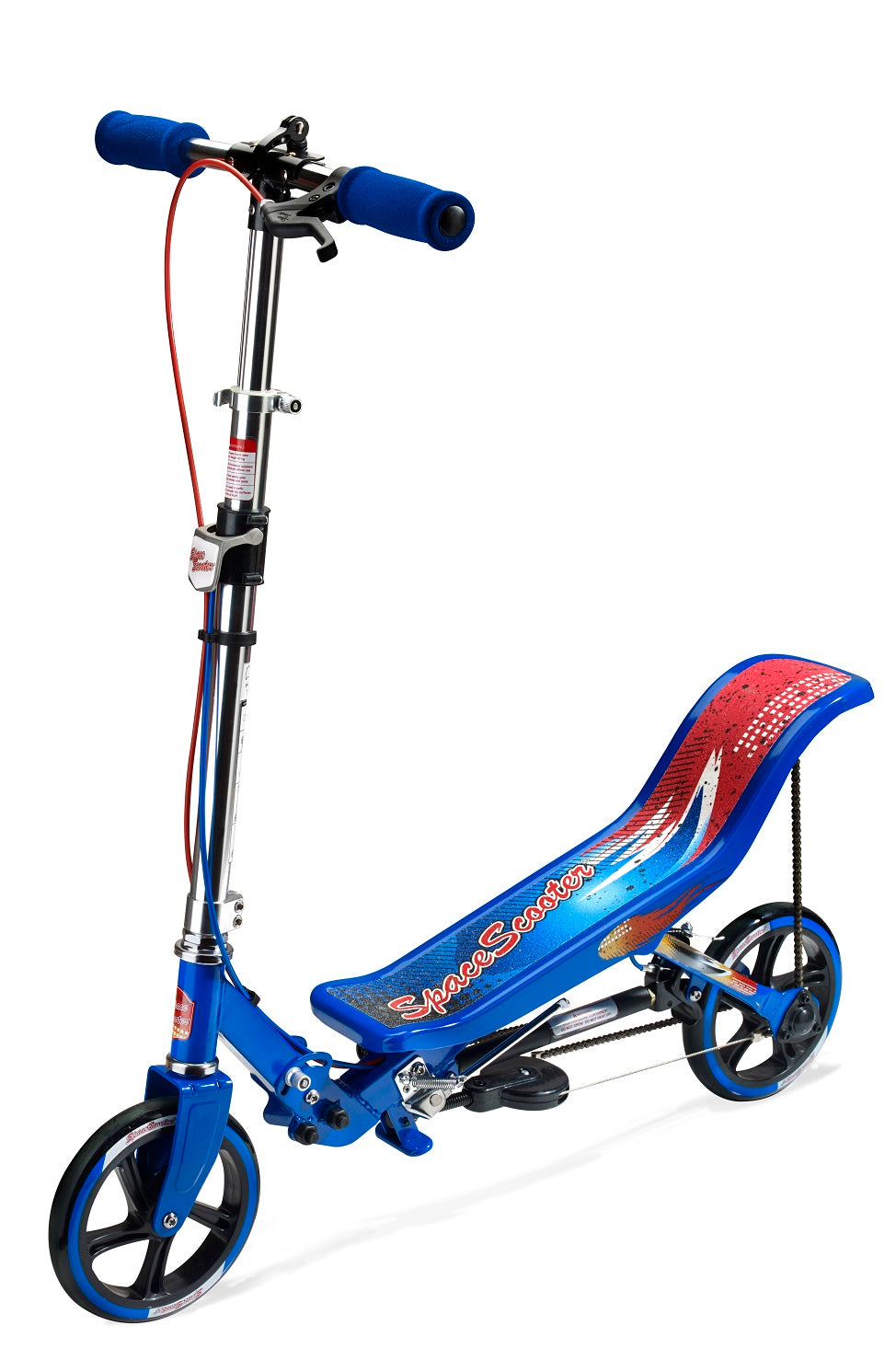 Refurbished Space Scooter (X580) - Blauw (REFSPBLU2)