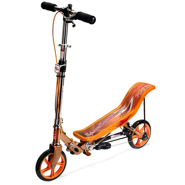Space Scooter (X580) - Koper/oranje