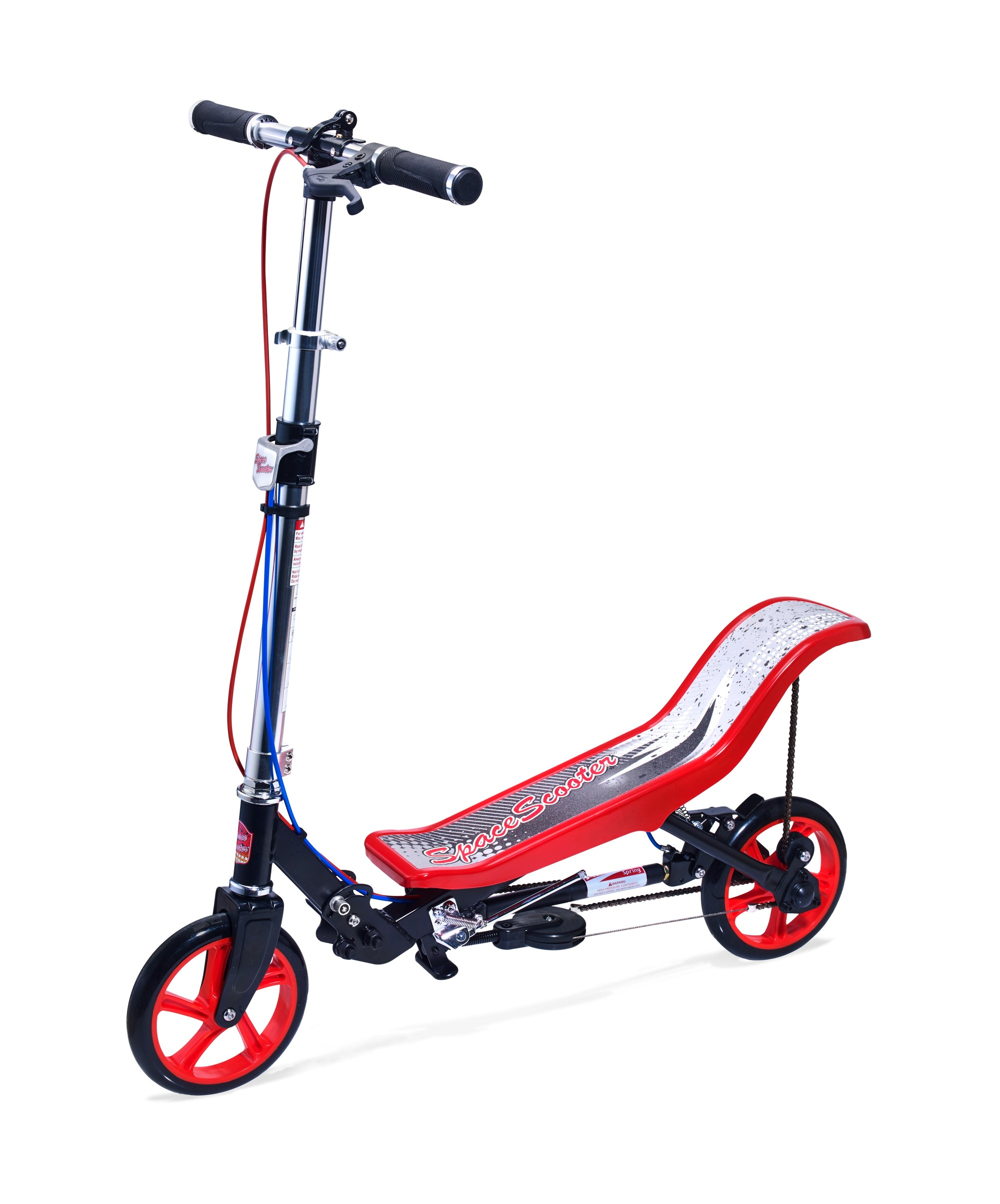 Space Scooter X590 - Zwart/Rood (ESS3BaRe)