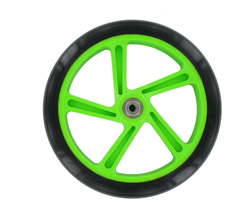 Space Scooter (X590) - Front wheel, various colors (incl. Bearings)