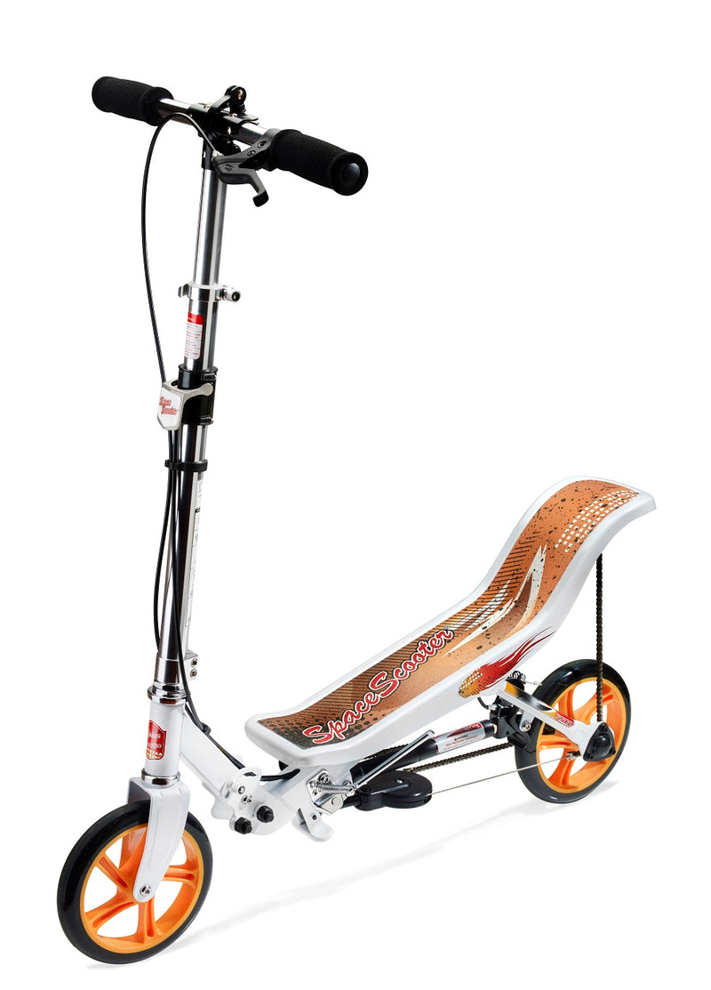 Refurbished Space Scooter (X580) - Wit (REFSPWI2)