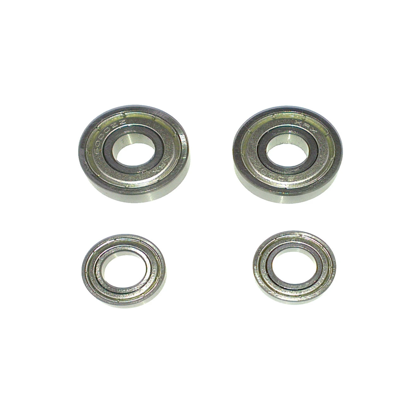 Space Scooter (x580) - Bearings for rear wheel (set)